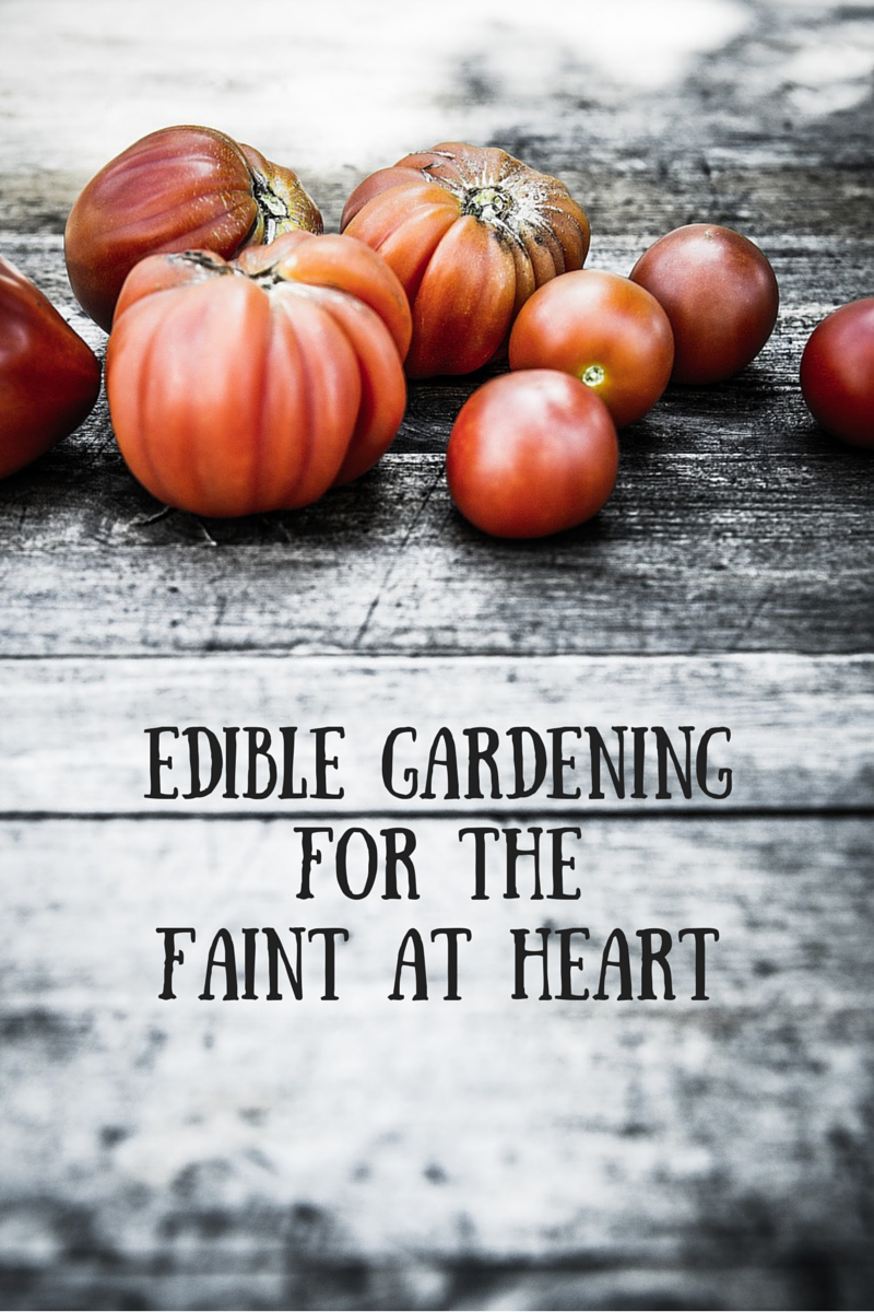 edible gardening-vegetables