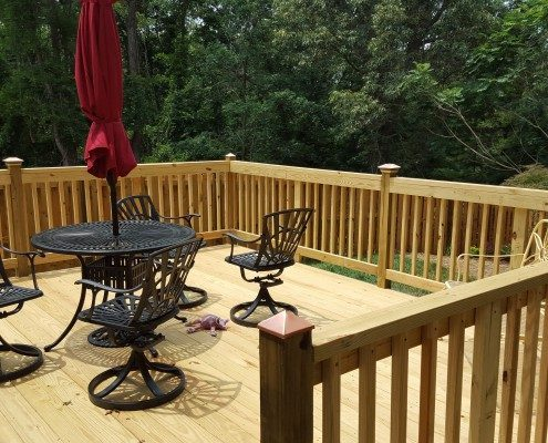 Decking Installed for Backyard Entertaining