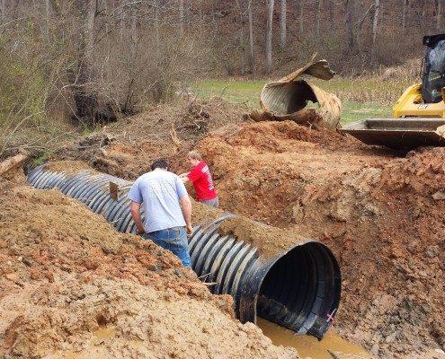 drainage--basement-flooding-landscaper