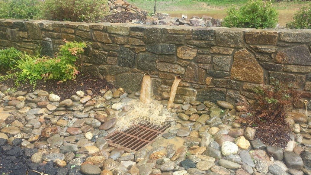 Drainage - Grading - Flooded Yard and Erosion Solutions