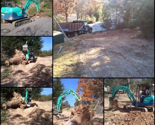 excavation-clearing-lot-debris-cleanup-landscaper