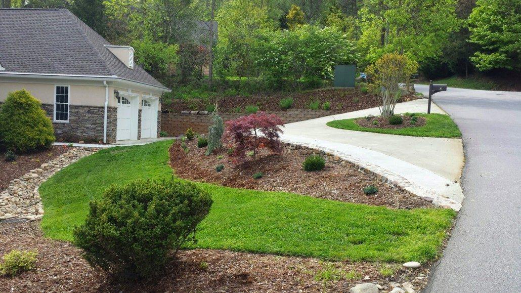driveways asheville lawn n order