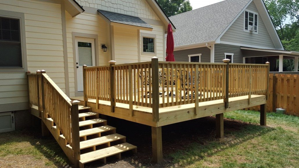 Fence Amp Deck Contractor Asheville Nc