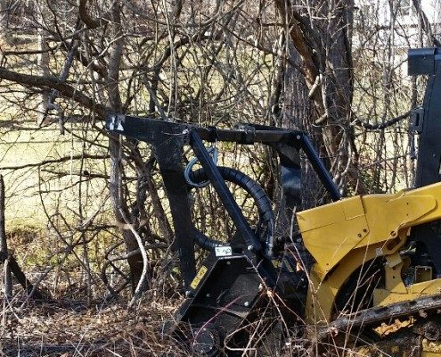 land-lot-clearing-debris-removal-Asheville