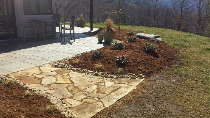 stepping stones-Lawn-N-Order