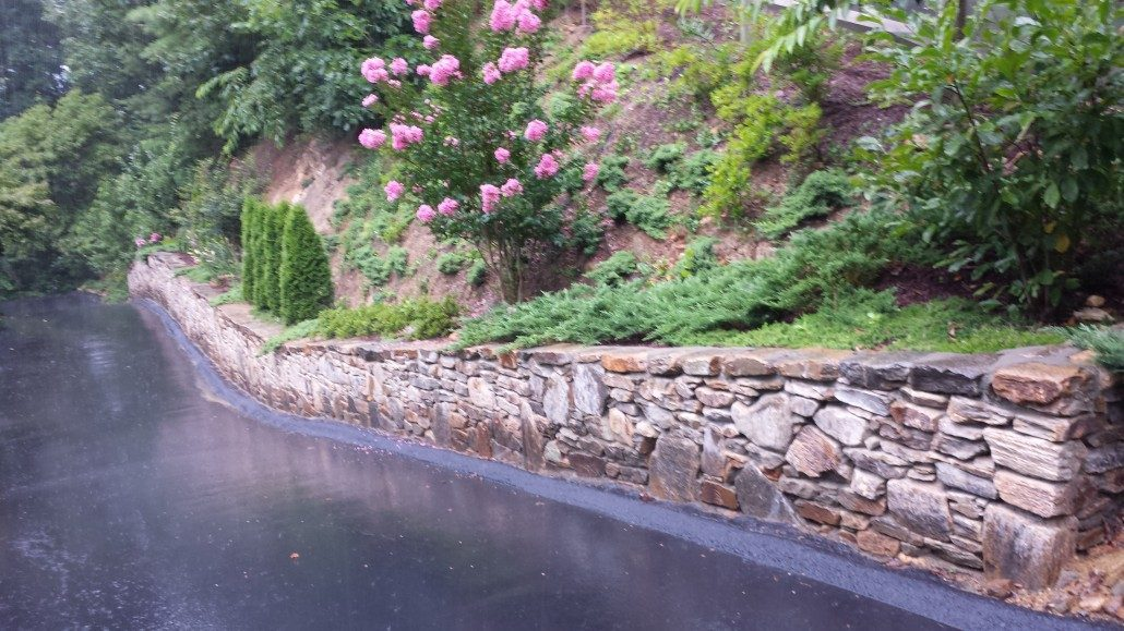 Landscaping On A Steep Slope Lawn N Order Landscaping