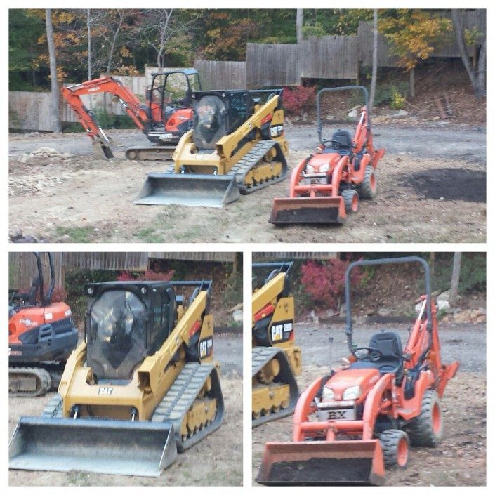 Lot clearing-forestry mulching-landscaping-tree services