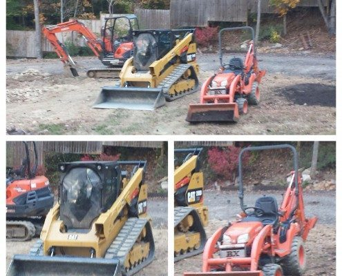 excavation-grading-Lot clearing-forestry mulching-landscaping-tree services