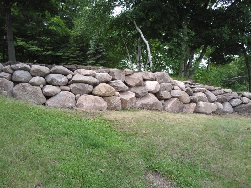 Retaining Walls Lawn N Order