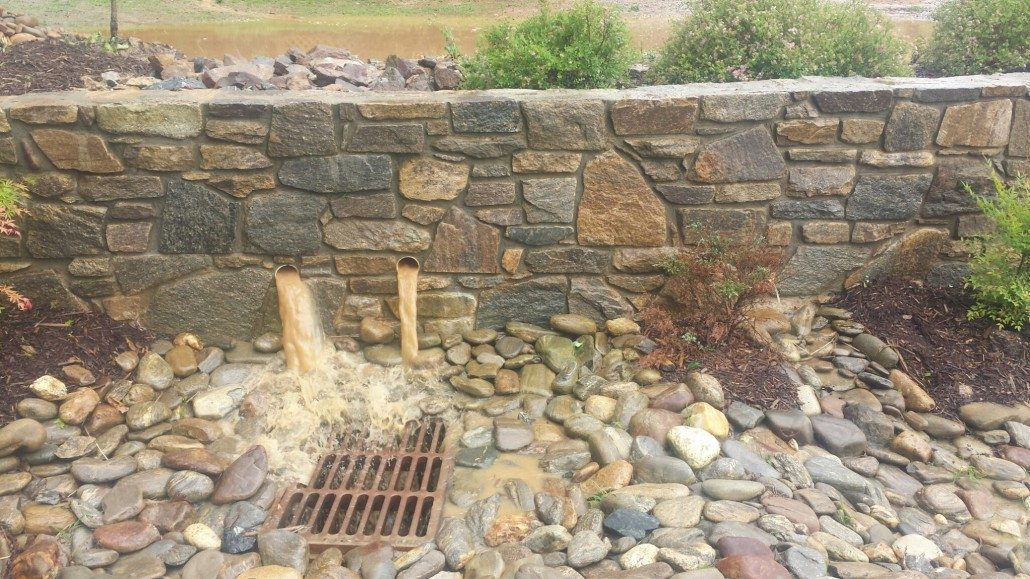 drainage-drain box-grate-stormwater-Weaverville