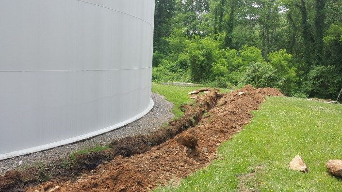 drainage solutions-Lawn-N-order.net-Asheville