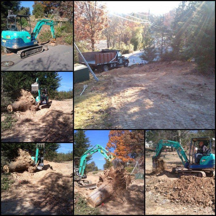 excavation-clearing-lot-debris-cleanup-landscaper