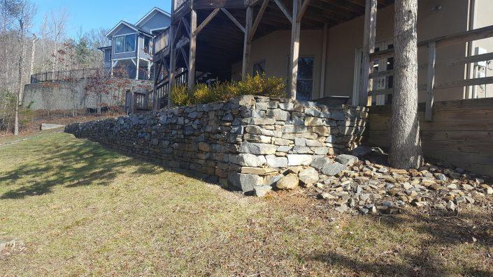 masonry stonework