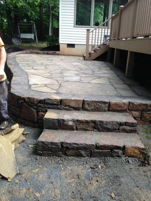 patio-stonework-flagstone