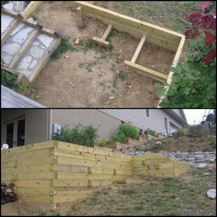 patio-wall-hillside-steep-landscaper