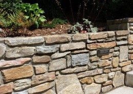 stonework-stonewall-lighting-steps-landscape-Asheville