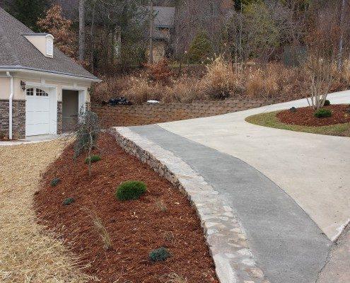 driveway-extension-drainage-Weaverville