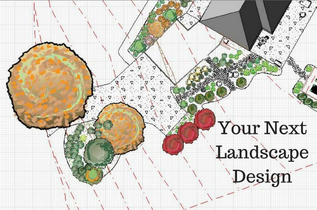 landscape design-CAD drawings