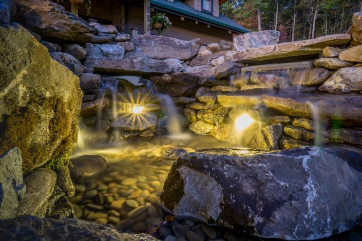 Choosing a Water Feature in Asheville